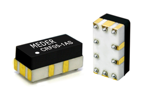 CRF Series RF Reed Relays