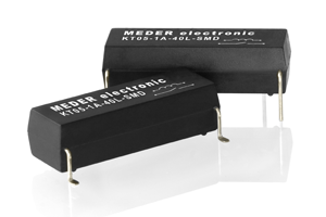 KT Series of high isolation reed relays